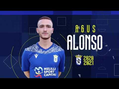 Agus Alonso, un 'killer' para la Unión Deportiva Melilla