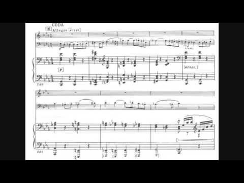 Dmitri Shostakovich Piano Trio No. 1 in C minor, Op. 8