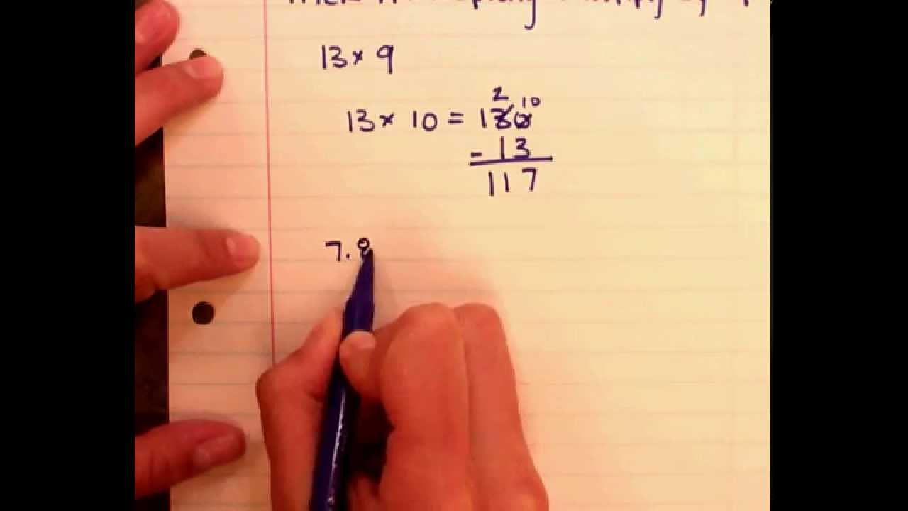30 Days to Number Power Rapid Math Tricks /& Tips