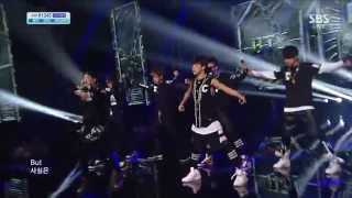 방탄소년단 [No More Dream] @SBS Inkigayo 인기가요 20130617
