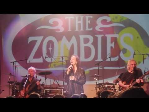 The Zombies - Tell Her No - Seattle 4/22/2017