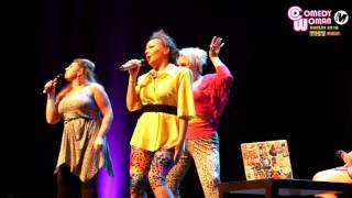 COMEDY WOMAN DUBLIN / Comedy Woman в Дублине 30/09/2016