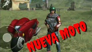 La nueva moto/free fire/ más nueva outro / Steven macor