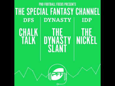 Chalk Talk: DFS Cash Game Strategy