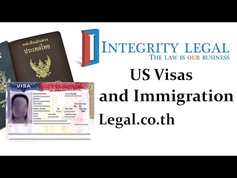 What Visa Cases Are Processing At The US Embassy In Bangkok, Thailand?