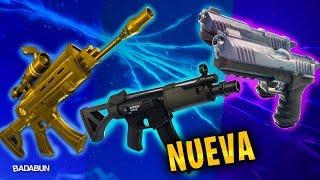 9 armas increíbles de Fortnite