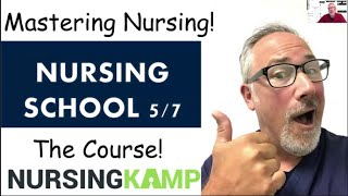 Lecture Tips for NCLEX and Nursing School  How to study Procedures 5 of 7