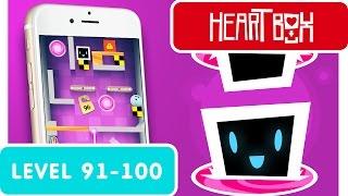 Official Heart Box Walkthrough Level 91-100