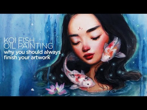 Why you should always finish your artwork || 30 Days of Art Episode 6