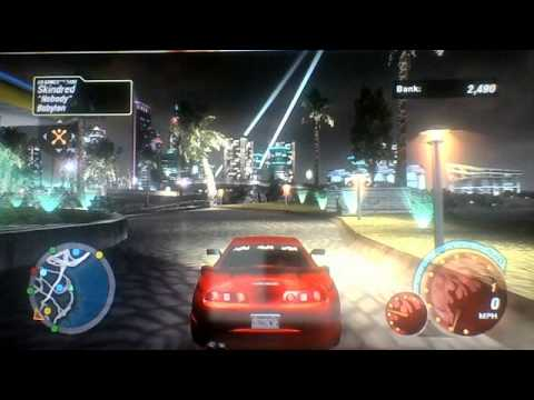 Need For Speed Underground 2 Xbox 360 Youtube
