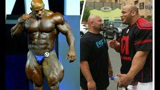 Big Ramy Leaves Oxygen Gym to work with Phil Heath's Coach Hany Rambod?