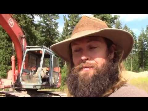 Ant Village Journal #33: Burying My Passive Solar, Earth Sheltered Tiny House