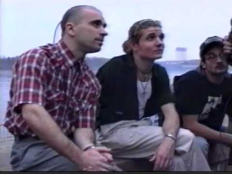 Nitzer Ebb Interview Russia 1992
