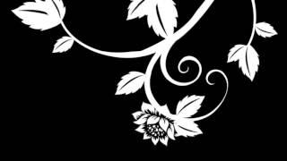 Футаж Абстрактный Анимация Цветочных Узоров Винтаж видео фон для слайд шоу