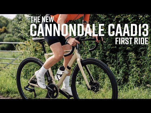 Cannondale CAAD13 Road Bike 2020 First Look | Sigma Sports