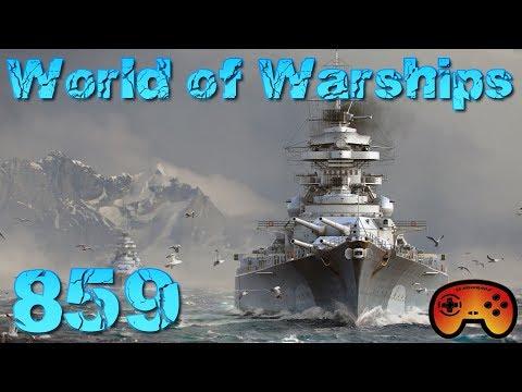 Mein zweites Tier X Schiff 😱 #859 World of Warships - Gameplay German/Deutsch World of Warships