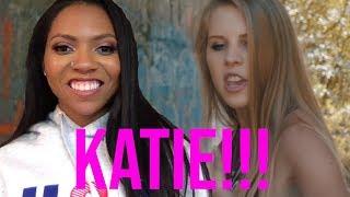Katie Noel Slow Down Reaction