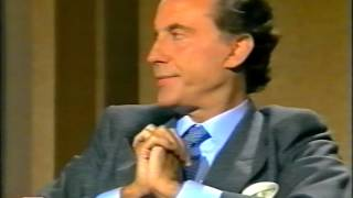 RUMASA-23F. 1ª parte. José María Ruiz-Mateos en La Clave de Balbín. 1990.