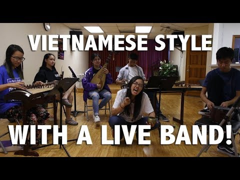 What Do You Mean by Justin Bieber - Vietnamese Style Live Version