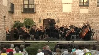 Tallin International Youth Orchestra en Medina del Campo