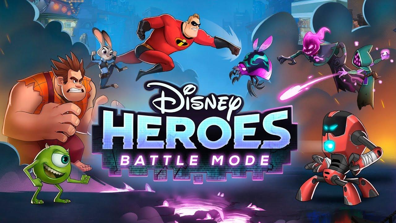 Disney Heroes: Battle Mode   #1 Disney Heroes Reddit Guides