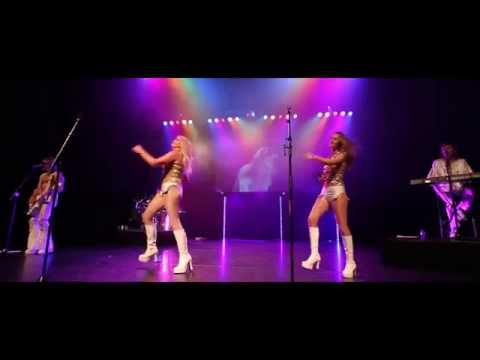 Bootleg ABBA DANCING QUEEN   in Holland 2014