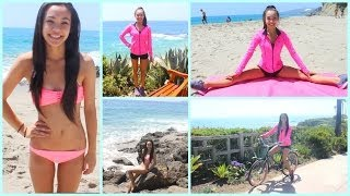 Get Ready for Summer: My Fitness Routine! (Collab with xoxosolie) Thumbnail