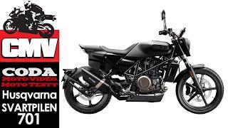 4b3f9a84713b38 Husqvarna Svartpilen 701 test, opinia, recenzja, prezentacja, jazda testowa  CMV Moto Testy