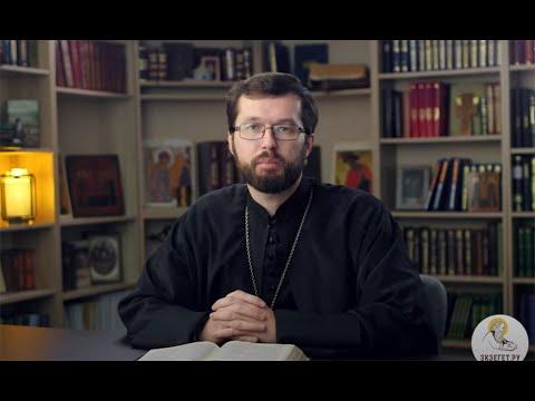 Предательство Иуды было предопределено  Священник Александр Сатомский  Библия отвечает  Толкование