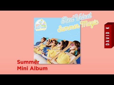 [MINI ALBUM] Red Velvet 'Summer Magic' - The Summer Mini Album (2K-HDTV *Fix)