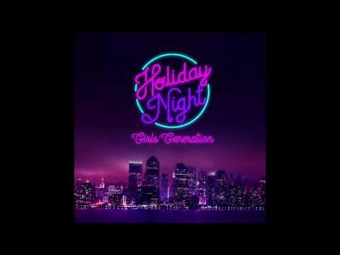 Girls' Generation (소녀시대) 'All Night' MP3/FULL AUDIO [The 6th Album - Holiday Night]