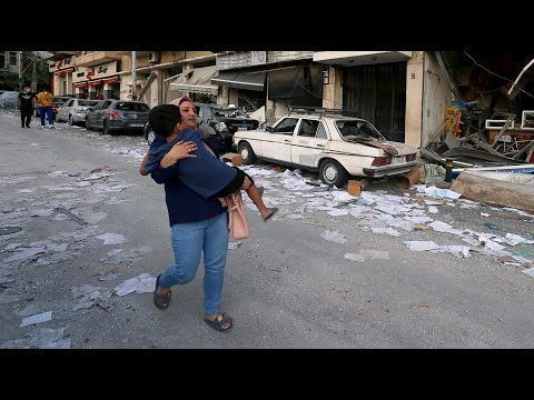 David Miliband: IRC responds to the explosion in Lebanon
