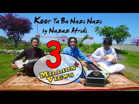 Da Tora Shpa Da Keena Walah Ka Dey Pregdam Koor Ta Ba Nazi Nazi | Nazaz Afridi