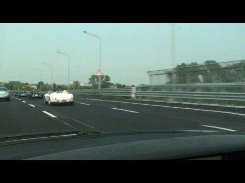 OLD CARS On Italian Highways
