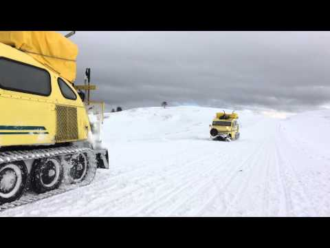 Field Guides-Yellowstone In Winter-Bombardier Travel-Terry McEneaney