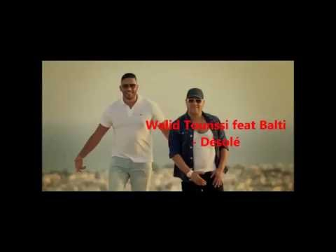 Walid Tounssi feat Balti - Désolé paroles