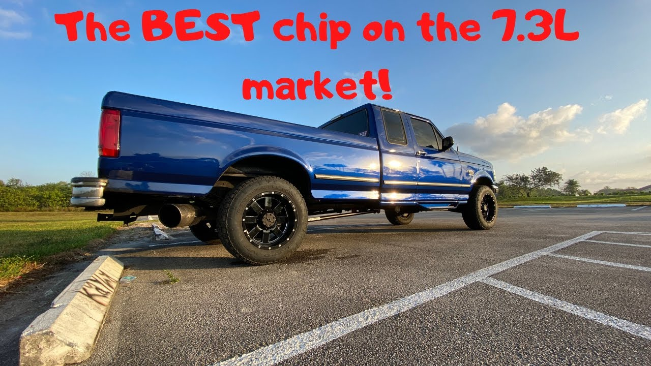 7 3l Powerstroke Best Chip Platform For Custom Tunes Youtube