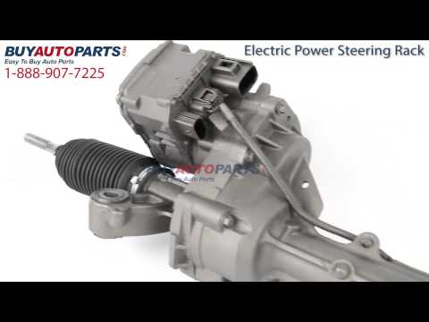 Electric Power Steering Rack from BuyAutoParts.com - Part# 80-30025