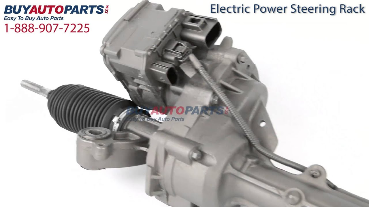 Electric Power Steering Rack From Buyautoparts Com Part