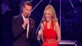 """Kylie Minogue Sings """"Better Than Today"""" On X Factor 2010- Full [SKIPPYTV]"""