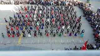 Izmir Ataturk Lisesi 29 Ekim Cumhuriyet Balosu/Vals Gosterisi