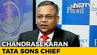 TCS Chief Natarajan Chandrasekaran Is New Tata Sons Chairman