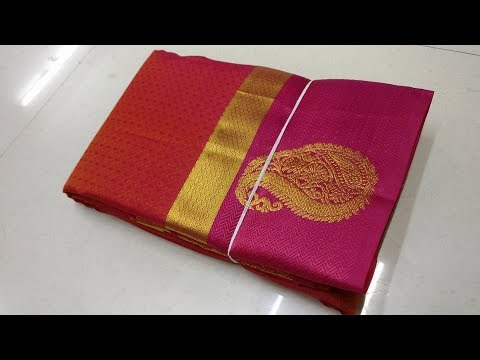 Exclusive Pure Raw Silk Sarees Collections || southindian handloom silk sarees 2018 from YouTube · Duration:  2 minutes 10 seconds