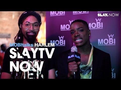 Mobi Talks Harlem With Ty Hunter