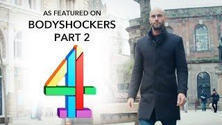 Scalp Micro pigmentation Testimonial featured on Channel 4's Bodyshockers Part 2