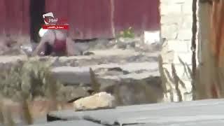 Сирия. Асадовский снайпер шиит алавит попадает в женщину суннитку.