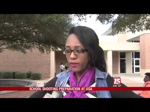 USA: We Can Handle Active Shooter Event