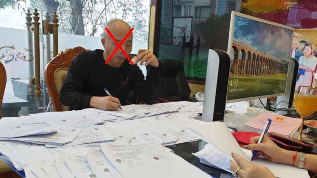 Đường 'Nhuệ' thâu tóm đấu giá đất đai: Công an làm việc với hàng loạt cơ quan I VTC News