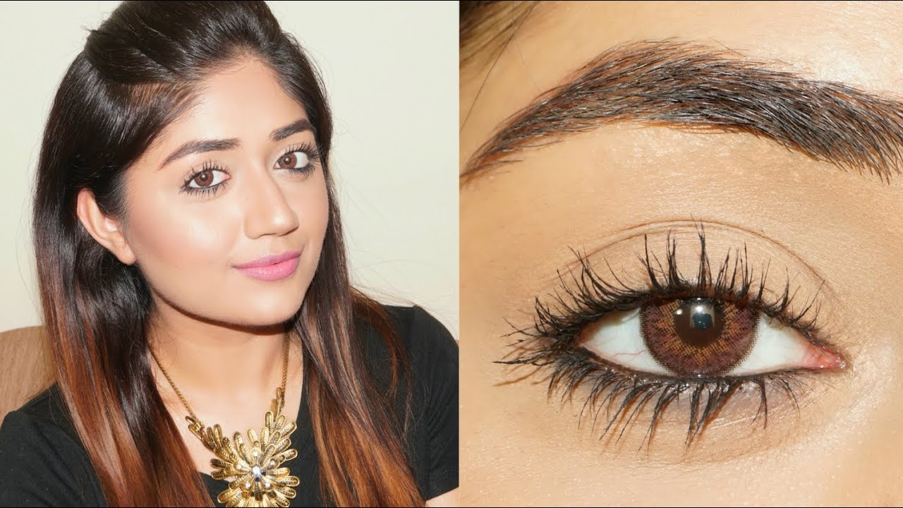 10 Eyeliner Looks with Kajal  corallista