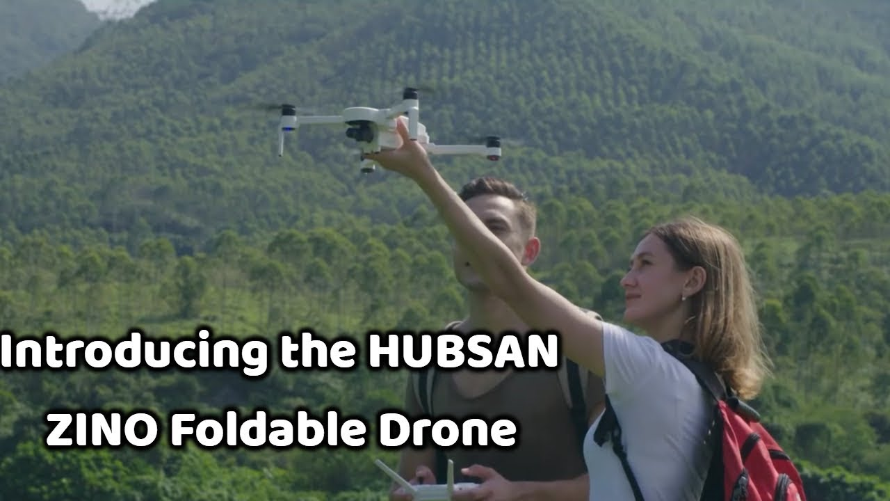 Hubsan's New Zino Drone Releasing Soon